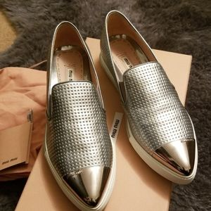Miu Miu Calzature Donna Sneaker